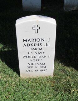 Marion J Adkins, Jr