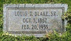"Louis Turner ""Lt"" Blake, Sr"