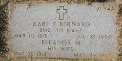 Karl F Bernard