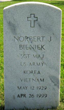 Norbert J Bieniek