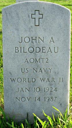 John Alvin Bilodeau
