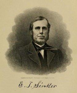 Edward Thomas Sinker