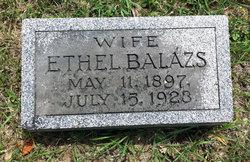 Ethel <I>Toth</I> Balazs