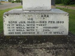 Clara Louisa <I>Howard</I> Kirchhoffer