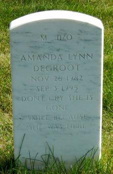 Amanda Lynn DeGroot