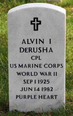 Alvin I Derusha