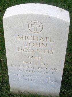 Michael John Desantis