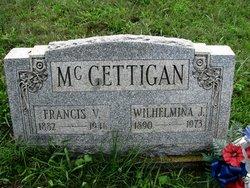 Wilhelmina J. McGettigan