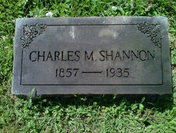 Charles McDonald Shannon