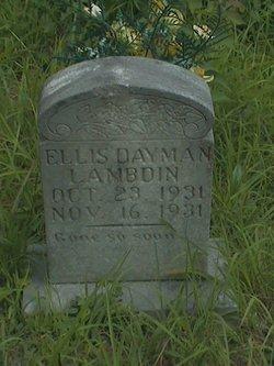 Ellis Dayman Lambdin