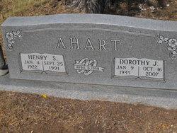 Henry Samuel Ahart Sr.