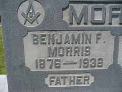 Benjamin F Morris