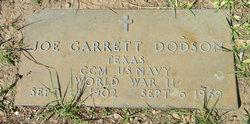 Joe Garrett Dodson