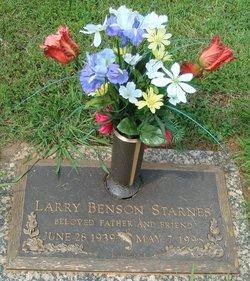 Larry Benson Starnes