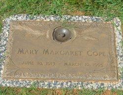 Mary Margaret Cope