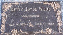Betty Joyce Wood