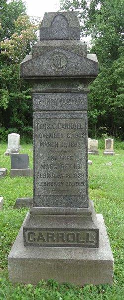 Margaret Ellen <I>Littleford</I> Carroll