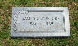 James Clyde Orr