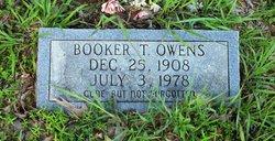 Booker T Owens