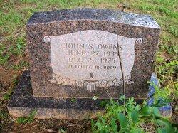 John S Owens