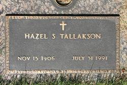 Hazel S <I>Stalheim</I> Tallakson