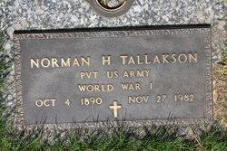 Norman H Tallakson