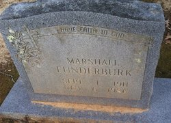 Marshall Funderburk