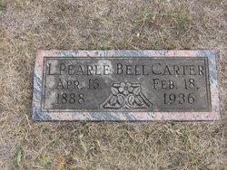 Leila Pearle <I>Bell</I> Carter