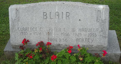 Wilma Harveda <I>Mapel</I> Blair