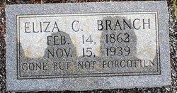 Eliza C. Branch