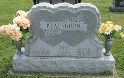 Eva Lucille <I>Hedge</I> Blackburn