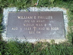 "William E. ""Billy"" Phillips"