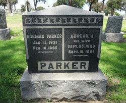 Abigail A Parker