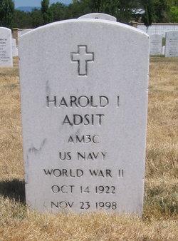 Harold Ira Adsit