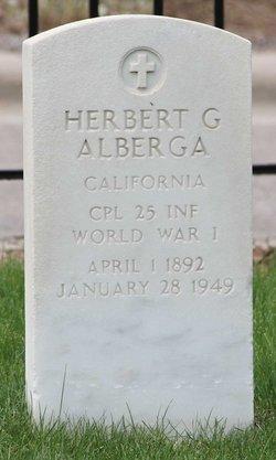 Herbert G Alberga