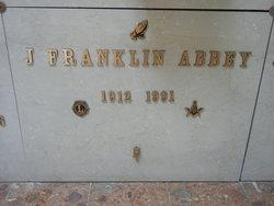 James Franklin Abbey