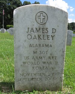 James Dewey Oakley