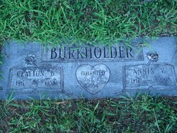 Annis V <I>Coakley</I> Burkholder