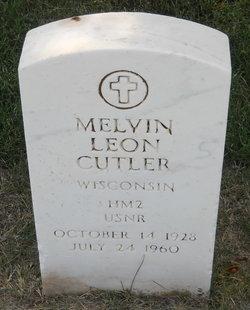 Melvin Leon Cutler