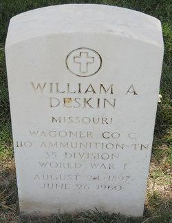 William Allen Deskin