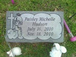 Paisley Michelle Hudson