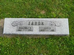 Margaret A. <I>Garner</I> Frank