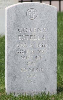 Corene Estella Few