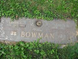 Lester Ezra Bowman