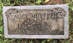 Alice Gray <I>Murfree</I> Bragg