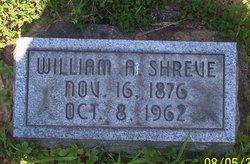 """William Augustus """"Gus"""" Shreve"""