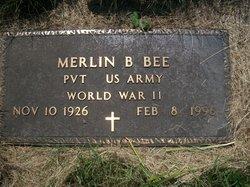 Merlin Burdette Bee