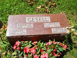 Adolph E. Gesell