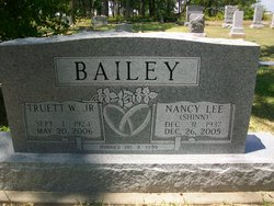 Nancy Lee <I>Shinn</I> Bailey