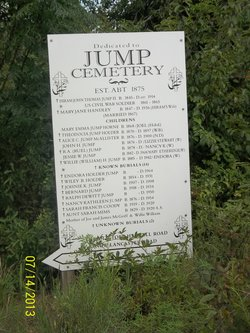 Jumps Cemetery